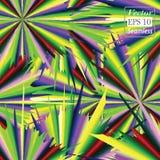 Textura colorida del vector Imagen de archivo libre de regalías