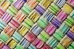 textura colorida dos quadrados Fotografia de Stock Royalty Free