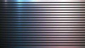 Textura colorida pulida del surco del fondo del metal libre illustration