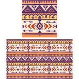 Textura colorida sem emenda Ilustração Royalty Free