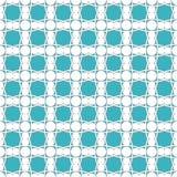 Textura com elementos abstratos Imagem de Stock