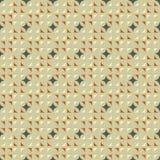 Textura com elementos abstratos Imagens de Stock