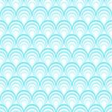 Textura com elementos do círculo Fotografia de Stock Royalty Free