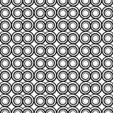 Textura com elementos do redemoinho Fotografia de Stock Royalty Free