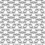 Textura com elementos do redemoinho Foto de Stock Royalty Free