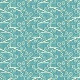 Textura com elementos do redemoinho Imagem de Stock Royalty Free