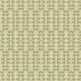 Textura com elementos florais Fotos de Stock