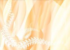 Textura com floral Imagem de Stock Royalty Free