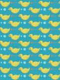 Textura com patos Foto de Stock