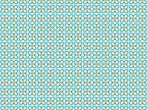 Textura com quadrados e flor Fotos de Stock Royalty Free