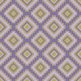 Textura com rhombus Fotografia de Stock Royalty Free