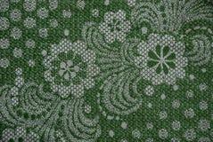 Textura com telas modeladas coloridas fotografia de stock royalty free