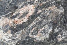 Textura completa de la roca del marco Fotografía de archivo