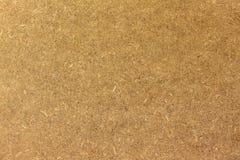 Textura comprimida del serrín Fotos de archivo libres de regalías