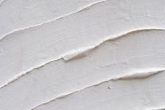 Textura con el cemento blanco Fotografía de archivo