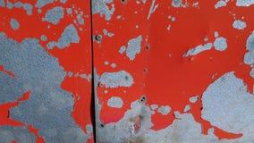 Textura con la pintura agrietada Foto de archivo libre de regalías