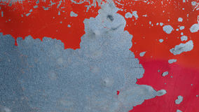 Textura con la pintura agrietada Fotografía de archivo