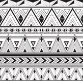 Textura con los modelos geométricos Imagen de archivo