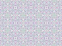 Textura con los modelos geométricos Foto de archivo libre de regalías