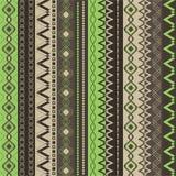 Textura con los ornamentos geométricos Stock de ilustración