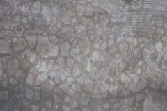 Textura concreta cinzenta suja do fundo fotos de stock