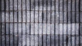 Textura concreta da parede do bloco do teste padrão do vintage imagem de stock royalty free