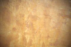 Textura concreta del grunge marrón claro Imagen de archivo