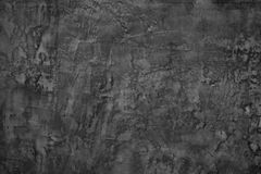 Textura concreta oscura Foto de archivo
