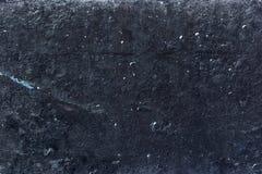Textura concreta oscura Imagen de archivo