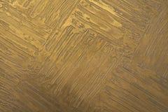Textura concreta oscura de oro para la impresión Foto de archivo