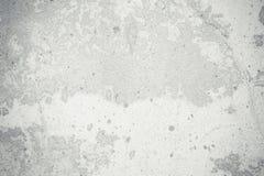Textura concreta velha para o fundo, superfície cinzenta abstrata do cimento imagem de stock