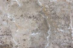 Textura - concreto sujo com gotejamentos imagens de stock royalty free