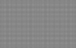 Textura conduzida da tela ilustração do vetor
