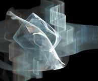 Textura congelada Foto de archivo