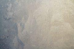Textura congelada de la ventana Fotos de archivo libres de regalías