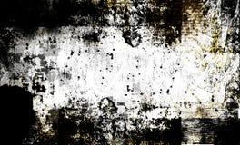 Textura contemporánea del grunge de los arty Fotos de archivo libres de regalías