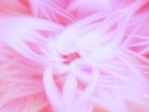 Textura cor-de-rosa da explosão do fundo brilhante Sumário da onda ilustração do vetor