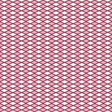 Textura cor-de-rosa do diamante. Teste padrão sem emenda. Imagens de Stock Royalty Free