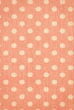 Textura cor-de-rosa do fabrick da lona Fotos de Stock