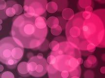Textura cor-de-rosa do fundo do bokeh do tom Fotografia de Stock