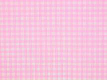 Textura cor-de-rosa do papel da listra Imagem de Stock
