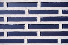 Textura coreana tradicional de la pared Fotos de archivo libres de regalías