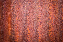 Textura corrmoída metal Imagem de Stock