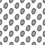 Textura criativa dos discos Imagem de Stock Royalty Free