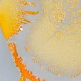 Textura cristalina material de la química, Imágenes de archivo libres de regalías