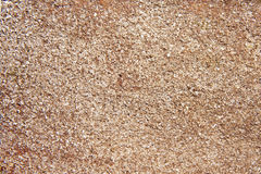Textura crua natural do tijolo vermelho Fotografia de Stock