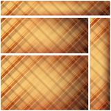Textura a cuadros Foto de archivo