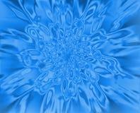 Textura da água ilustração stock