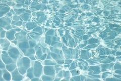Textura da água Imagem de Stock