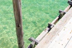 Textura da água do mar, onda macia do fundo azul da aquarela do sumário do oceano imagens de stock